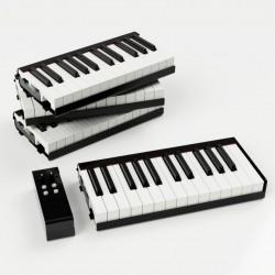 Piano de Voyage 97 Keys Pack